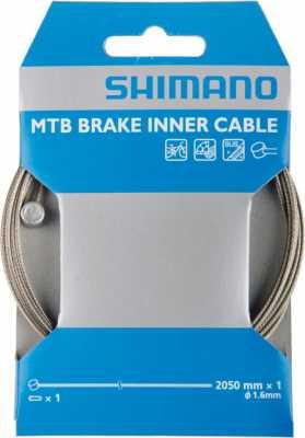 Shimano 1.6 x 2050 mm Bremszug