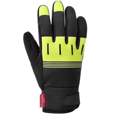 Shimano Windstopper Thermal Reflective Handschuhe