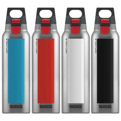 Sigg Hot & Cold One Accent Fahrrad-Thermosflasche (500 ml)