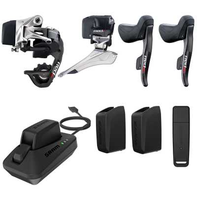 SRAM Red eTAP Kit Road Upgrade-Set