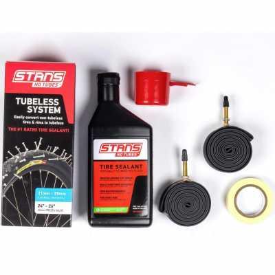 Stan's NoTubes Tubeless System Standard Kit