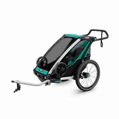 Thule Chariot Lite 1 Kinderanhänger Blue 2018