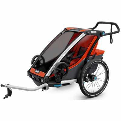 Thule Chariot Cross 1 Fahrradanhänger Modell 2018
