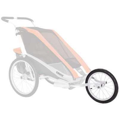 thule jogging set chariot cougar 2 cheetah 2 online. Black Bedroom Furniture Sets. Home Design Ideas
