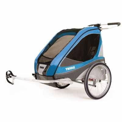Thule Chariot Corsaire 2 Kinderanhänger 2016