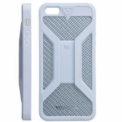 Topeak RideCase für iPhone 4/4s weiß mit Halterung