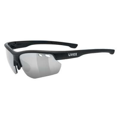 Uvex Sportstyle 115 Fahrradbrille inkl. 3 Scheiben