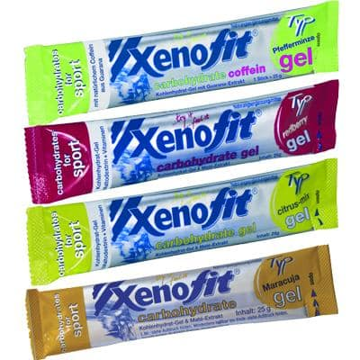 Xenofit Carbohydrate Gel (25 g)