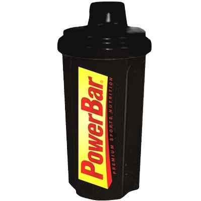 Powerbar Mix-Shaker (700 ml) Schwarz