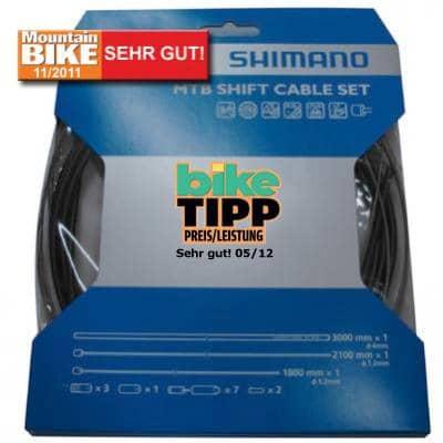 Shimano Schaltzugsatz MTB PTFE
