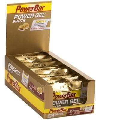 Powerbar PowerGel Shots Box (16 x 60 g)