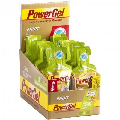 Powerbar PowerGel Fruit Box (24 x 41 g)
