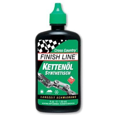 Finish Line Cross Country Ketten-Öl (120 ml)