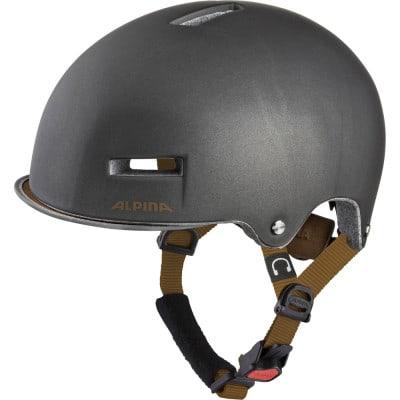 Alpina Grunerlokka Fahrrad Helm