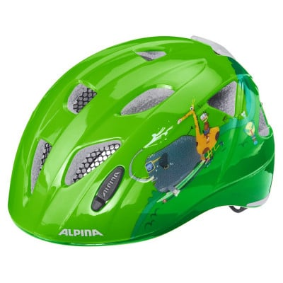 Alpina Ximo Flash Kinder Fahrradhelm