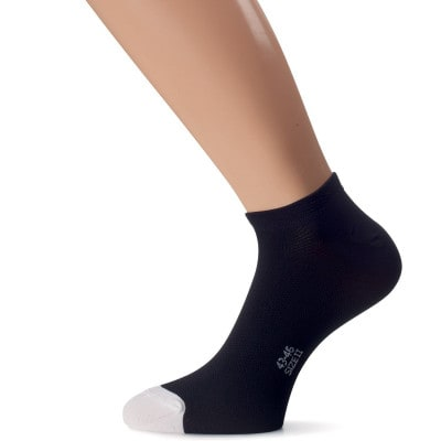 Assos Superleggerasocks_Evo8 Radsocken