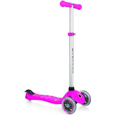 Authentic Globber Primo Starlight Scooter