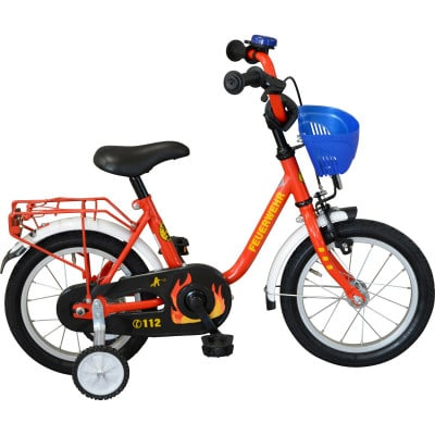 Streety Feuerwehr Kinderrad 14