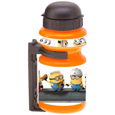 Bike Fashion Minions Trinkflasche (300 ml)