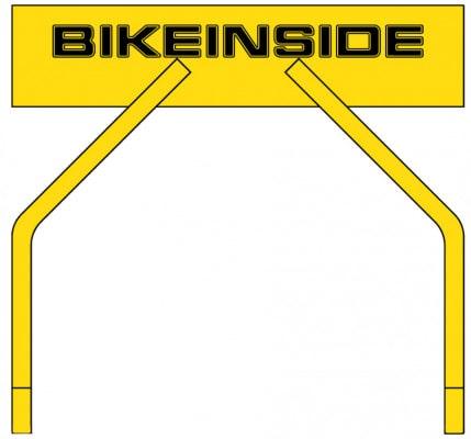 BikeInside Extender 20/110 mm Steckachse für Fahrradträger