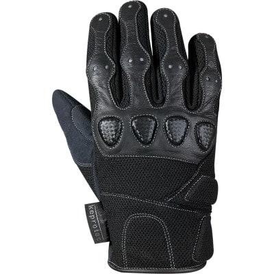 Germas Blacky Motorradhandschuhe Textil