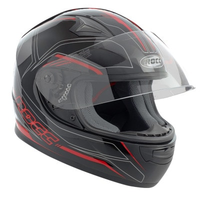 Büse Rocc 382 Junior Helm