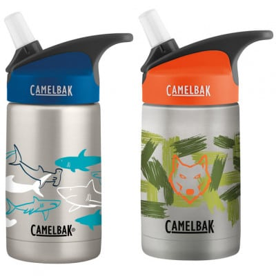 Camelbak Eddy Kids Vacuum Stainless Kinder-Trinkflasche (400 ml)
