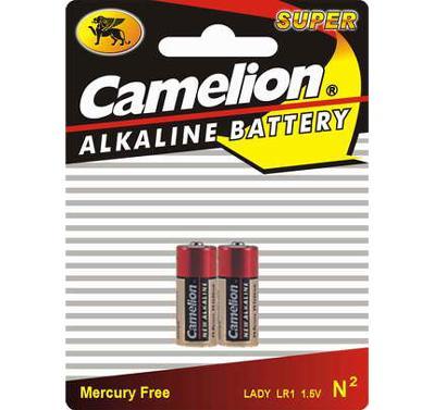Camelion Batterien 2 Lady Alkaline LR 01 1,5V