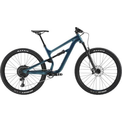Cannondale Habit 4 Fullsuspension Mountainbike