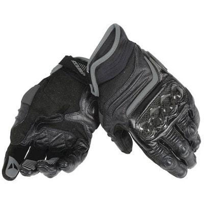 Dainese Carbon D1 Short Leder-Motorradhandschuhe