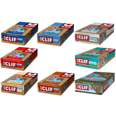 Clif Bar Riegel Box (12 x 68 g)