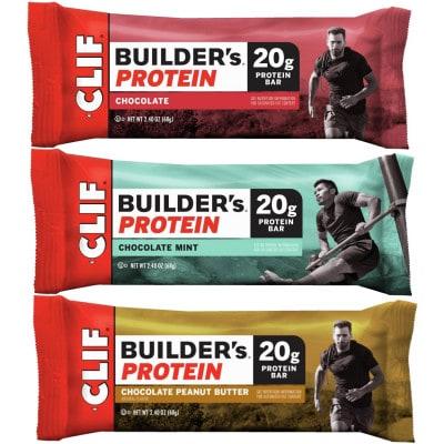 Clif Builder's Protein Eiweiß-Riegel (68 g)