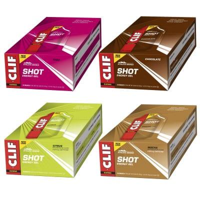 Clif Shot Energy Gel Box (24 x 34 g)