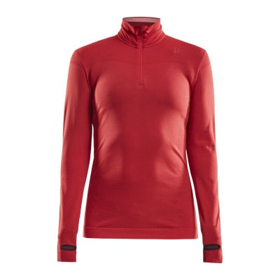 Craft Fuseknit Comfort Zip Unterhemd Damen