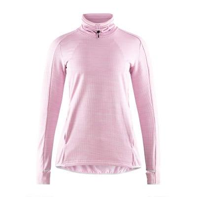 Craft Grid Turtelneck Pullover Damen