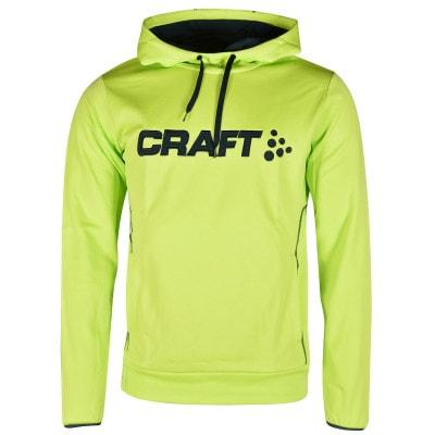 Craft Logo Hoody Herren
