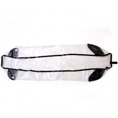 Croozer Regenverdeck für Kinderanhänger Kid und Plus for 1 (ab Modelljahr 2014)