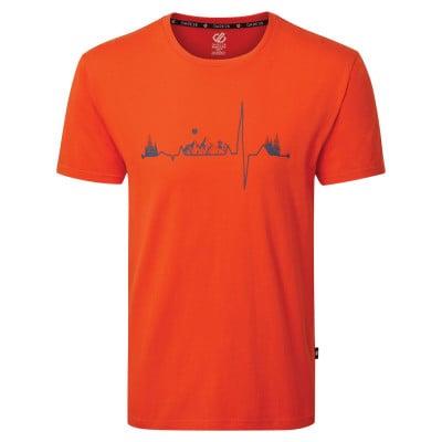 Dare2b Differentiate Tee Rad Shirt kurzarm Herren