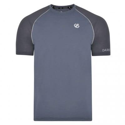Dare2b Institute Wool Tee Bike-Shirt Herren