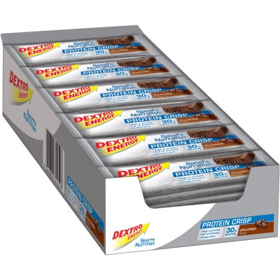 Dextro Energy Riegel Protein Crisp Box (24 x 50 g)