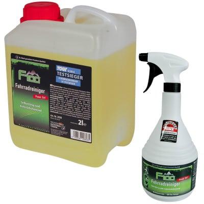 Dr. Wack Fahrradreiniger F100 (2000 ml) + Pumpflasche