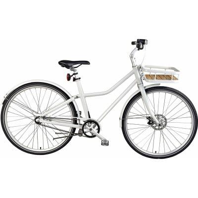 """Dynabike Stadtrad mit Vorderradgepäckträger 26"""" und 28"""""""