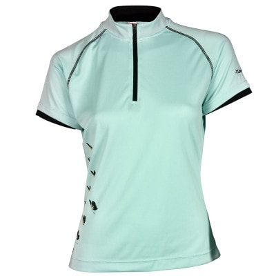 Dynamics Rad-Shirt Fiori Damen