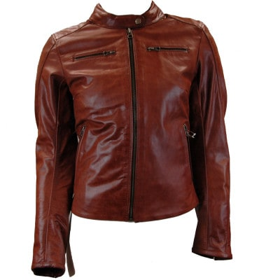Dynamics Vintage One Lederjacke Lady