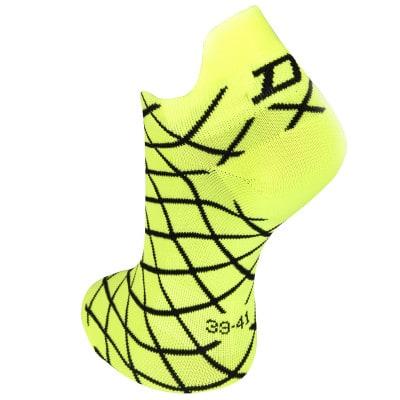 Dynamics Footie Raute Fahrrad-Socken