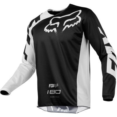 Fox 180 Race Youth Langarmjersey