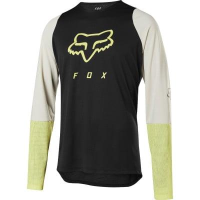 Fox Defend Foxhead Langarmshirt Herren