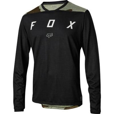Fox Indicator LS Jersey Herren