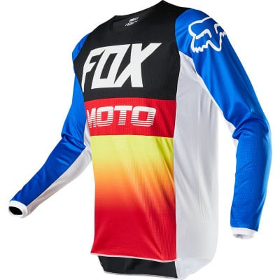 Fox Youth 180 Fyce Langarmjersey