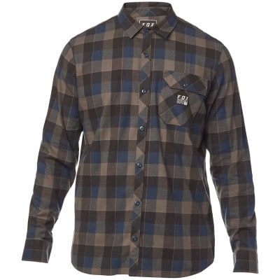 Fox Rowan Stretch Flannel Hemd Herren